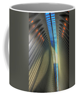 Inside The Oculus Coffee Mug by Paul Wear