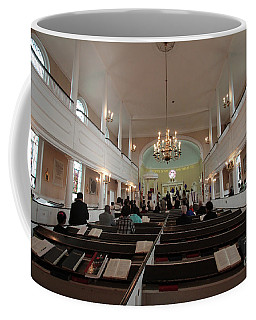 Inside The St. Georges Episcopal Anglican Church Coffee Mug