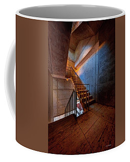 Inside The Stairwell Coffee Mug