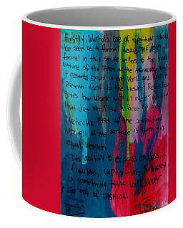 Inspiration From Warhol Coffee Mug