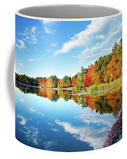 Coffee Mug featuring the photograph Inspiration by Greg Fortier