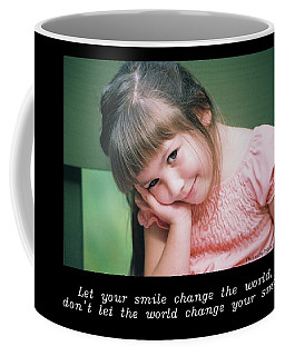 Inspirational- Smile Coffee Mug