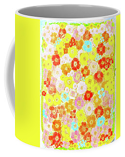 Inspired By Persimmon Coffee Mug by Lorna Maza