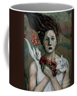 Inspired Coffee Mug by Carrie Joy Byrnes