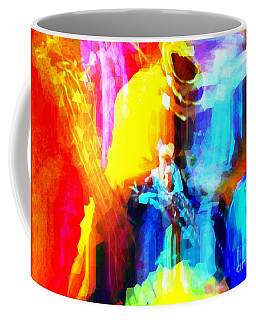 Inspired To Interpret Coffee Mug