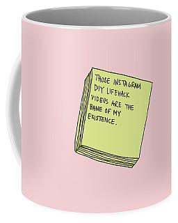 Instagram Hack Coffee Mug