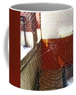 Intact Abandonment Coffee Mug
