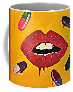 Intake Creativity  Coffee Mug