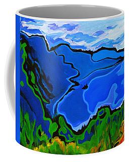Intense Blue Coffee Mug