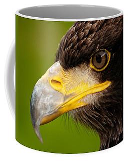 Intense Gaze Of A Golden Eagle Coffee Mug