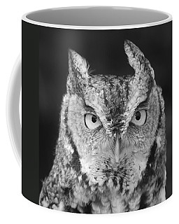 Coffee Mug featuring the photograph Intense Stare by Richard Bryce and Family