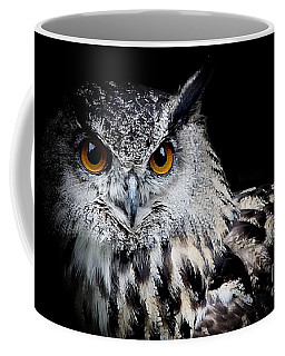 Intensity Coffee Mug by Clare Bevan