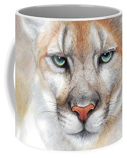 Intensity - Mountain Lion - Puma Coffee Mug