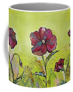 Intensity Of The Poppy II Coffee Mug