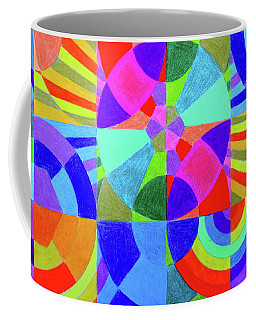 Interconnection Coffee Mug