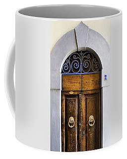 Interesting Door Coffee Mug