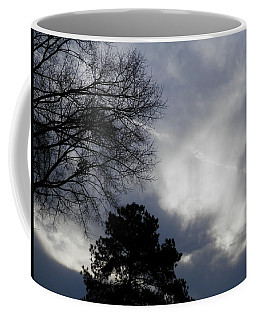 Coffee Mug featuring the photograph Interesting Georgia Stormy Morning by Belinda Lee