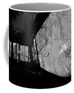 Interior In Gray Coffee Mug