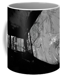 Interior In Gray Coffee Mug