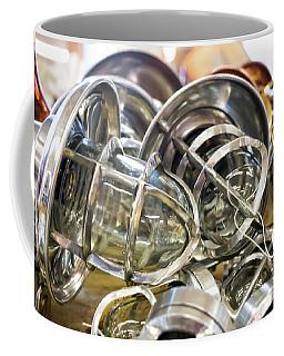 Interior Ship Lanterns Coffee Mug