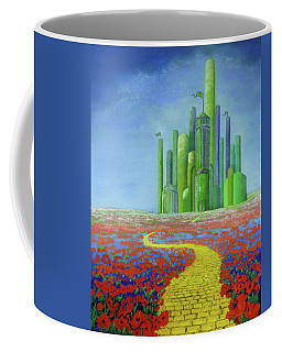 Interlude On The Journey Home Coffee Mug