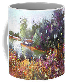 Interlude Coffee Mug by Rae Andrews