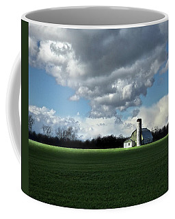 Coffee Mug featuring the photograph Interlude by Robert Geary