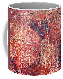 Coffee Mug featuring the painting Internal Dynamics # 7 by Jason Williamson
