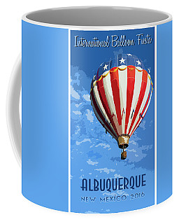 International Balloon Fiesta Coffee Mug