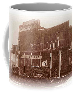 International Cafe Coffee Mug
