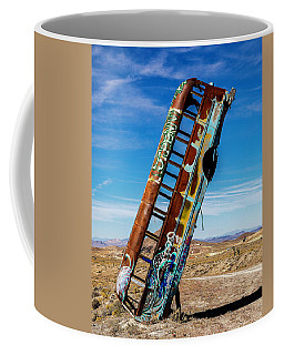 Coffee Mug featuring the photograph International Car Forest Of The Last Church by James Sage