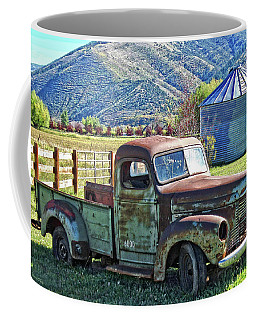 International Farm Coffee Mug