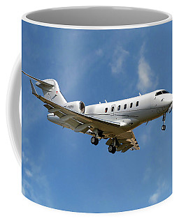 International Jet Management Coffee Mug