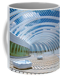 Intersecting Lines - Pastels Coffee Mug