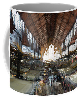 Interstellar Transit Hall Coffee Mug