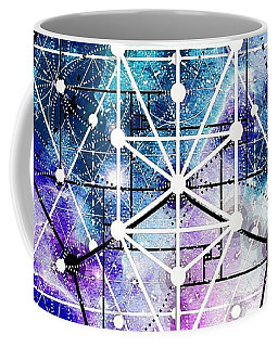 Coffee Mug featuring the digital art Intertwined  by Bee-Bee Deigner