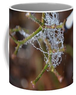 Intertwined In Beauty And Life. -georgia Coffee Mug