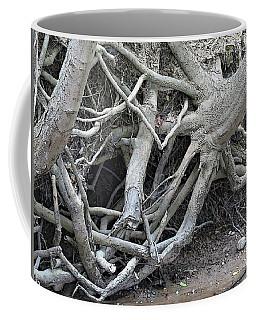 Intertwined Coffee Mug by Sandra Church