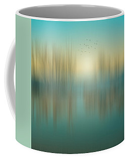 Interval Between Sunrise And Noon Coffee Mug