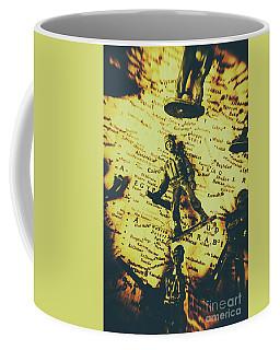 Interventionism Coffee Mug