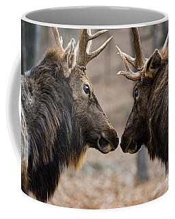 Intimidation Coffee Mug