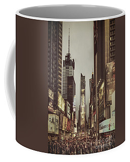 Into A Sea Of Souls Coffee Mug