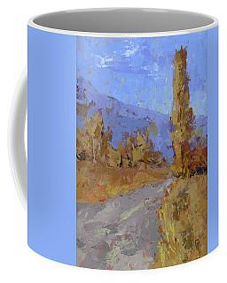 Into Autumn Coffee Mug