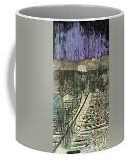 Into Oblivion Coffee Mug by Marcia Lee Jones