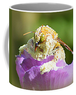 Coffee Mug featuring the photograph Into Something Good by AJ Schibig