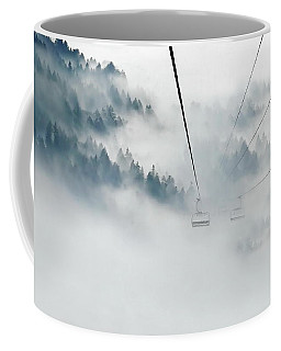 Into The Abyss Coffee Mug