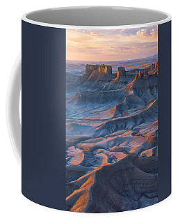 Coffee Mug featuring the photograph Into The Badlands by Dustin  LeFevre