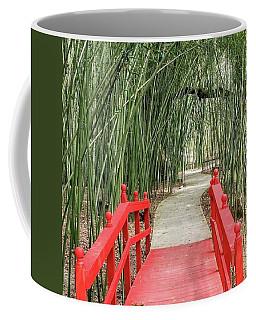 Into The Bamboo We Go Coffee Mug