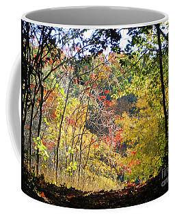 Into The Clearing Coffee Mug