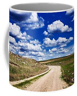 Into The Clouds Coffee Mug